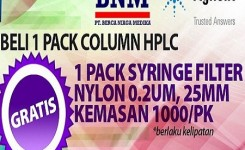 HPLC Column Promotion
