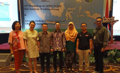 17th Workshop of APMP/TCQM Gas Analysis Working Group