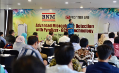 Seminar Advanced Microplastics Detection